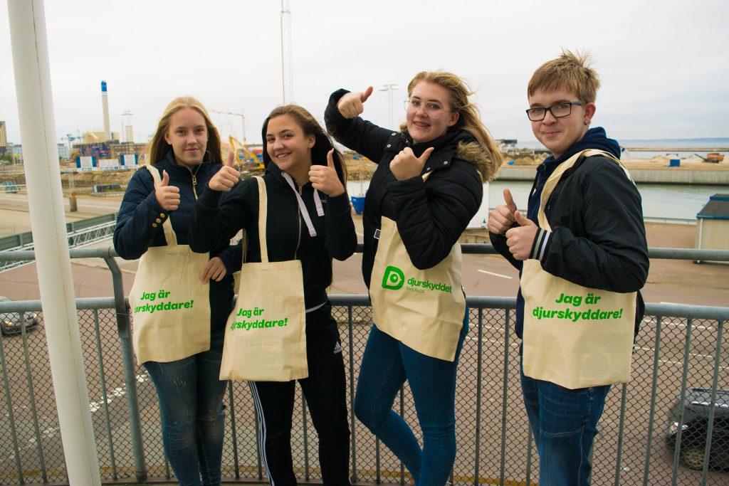 Djurskyddet Ungdom Helsingborg