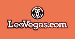 Logga Leovegas casino